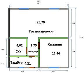 Дом из СМЛ, строительство домов Калиннград