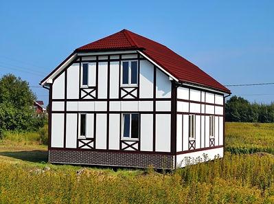 Дом из СИП панелей, кАЛИНИНГРАД, ижд, СТРОИТЕЛЬСТВО, ПРОДАЖА