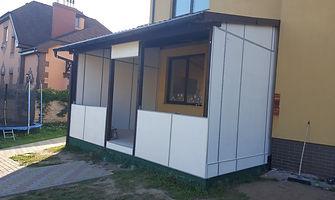 СИП-ПАНЕЛИ из стекломагниевого листа, строительство домов, Калининград