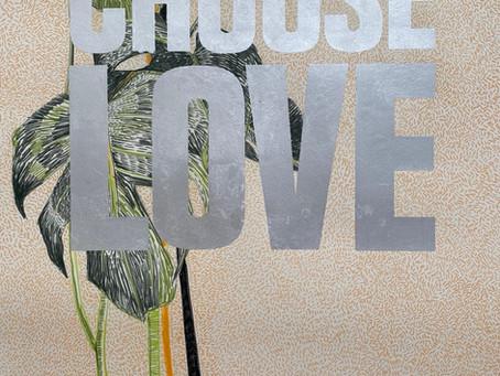 Choose Love Auction at Print Club London 23-30 November