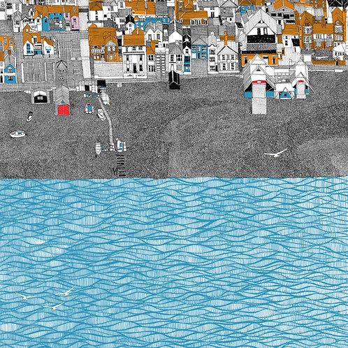 Aerial Aldeburgh
