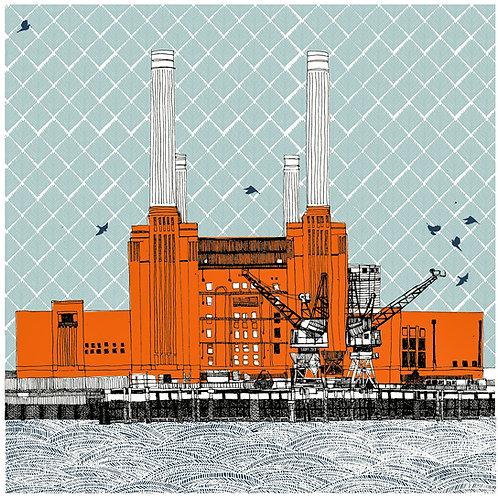 Power at Battersea, London