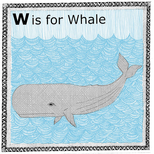 W is for Whale(small)