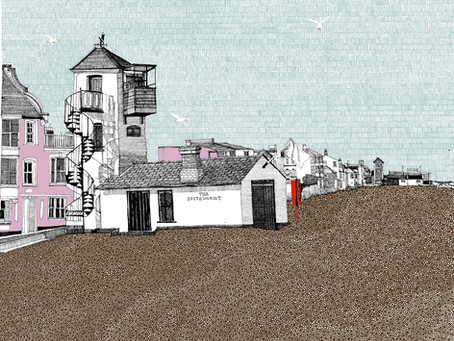 Aldeburgh Contemporary Arts Spring Exhibition 8th - 23rd April