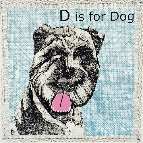 D is for Dog(small)