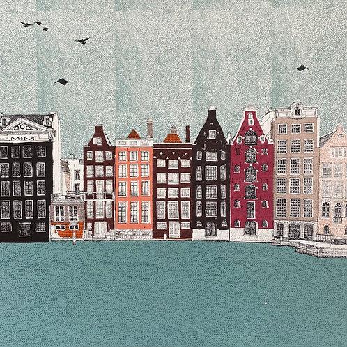 Hallo Houses, Amsterdam
