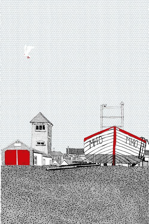 Boat M140, Aldeburgh