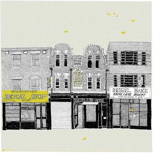 Beigel Brick Lane, London