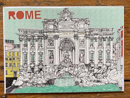 Wish you were here-Rome