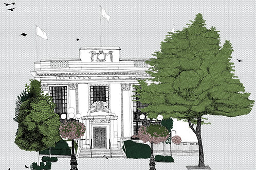 Islington Town Hall, London