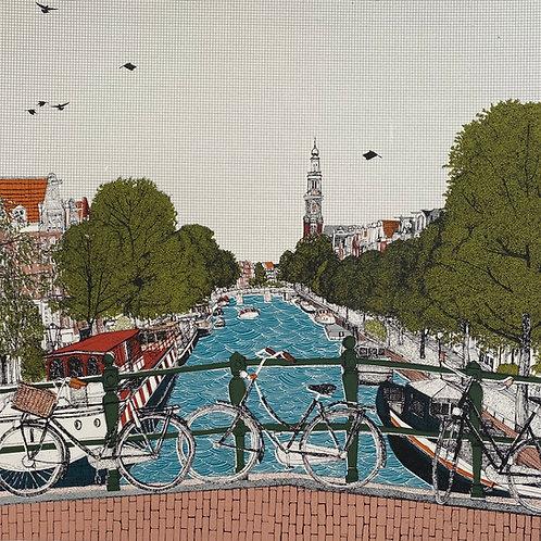 Cycle City, Amsterdam