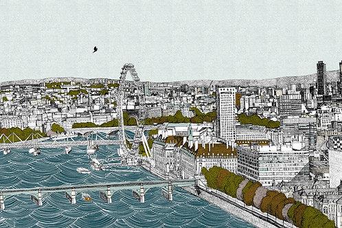 Look it's London