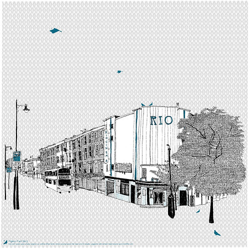 Rio, Dalston, London