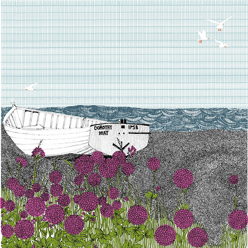 Dorothy May, Aldeburgh