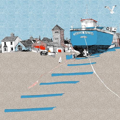 Reuben William, Aldeburgh