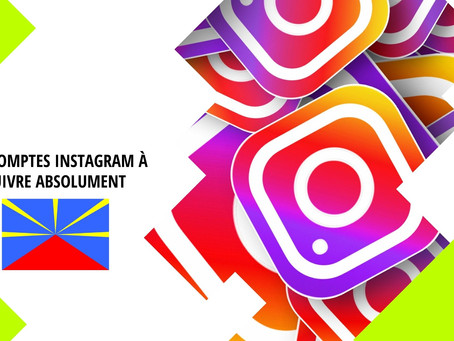 Les 10 Comptes Instagram à suivre à La Réunion