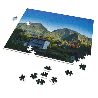 Puzzle 252 Piece Hell Bourg
