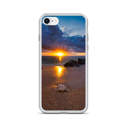 Coque pour iPhone Sunset Boucan Canot