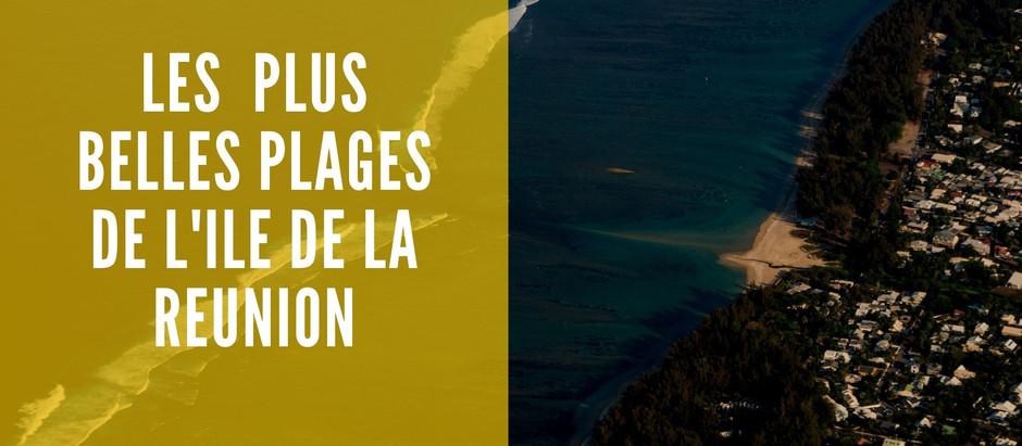 Les plus belles plages de l'île de la Réunion