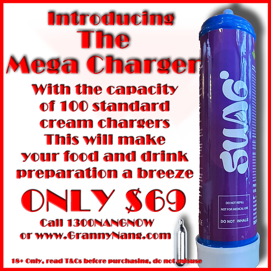 The Mega Charger