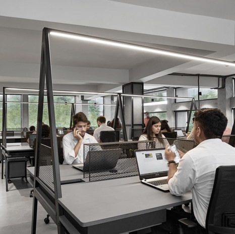 Ushare Coworking Space