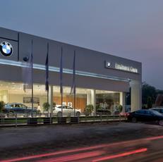 BMW Showrooms