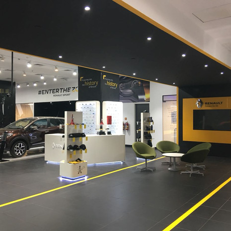 Renault Experience Centre