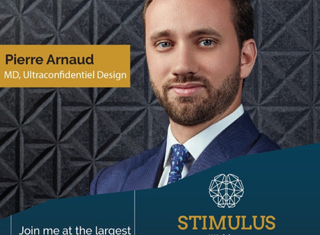 Ultraconfidentiel speaking at STIMULUS 2020!