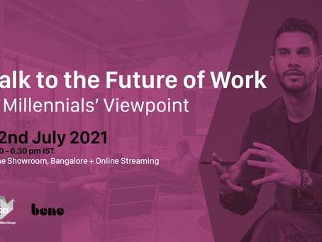 Ultraconfidentiel at WOD Event: The Future of Work - Millennials' Viewpoint