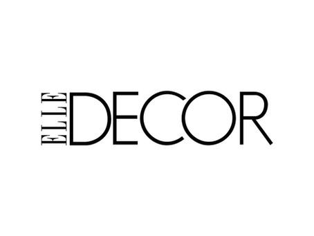 Ultraconfidentiel published on ELLE DECOR India!