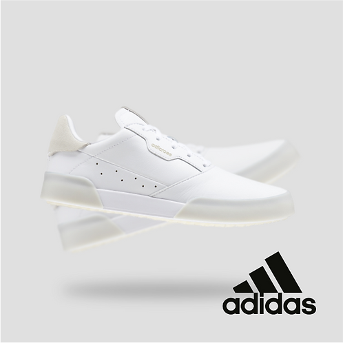 Adidas Junior Adicross Retro White