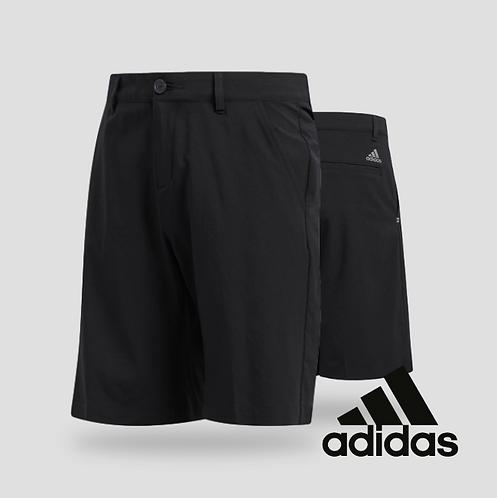 Adidas Boys Solid Shorts Black (JR)
