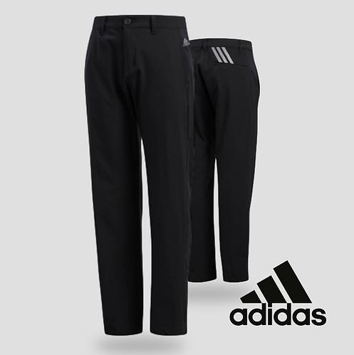 Adidas Boys Solid Pants Black (JR)