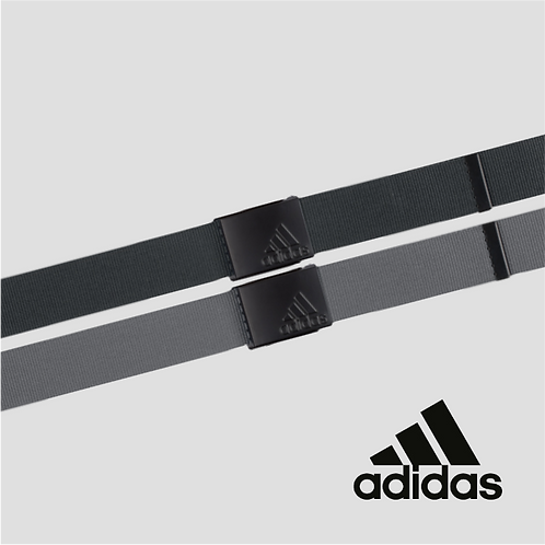 Adidas Reversible Web Belt Black