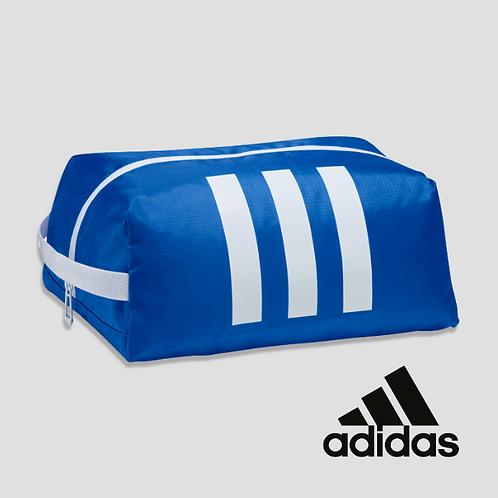 Adidas AG Shoe Bag Blue / White