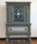 Blended China Cabinet