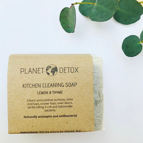Kitchen Cleaning Soap - Lemon & Thyme