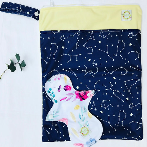 Large Wet Bag - Constellations