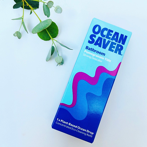 OceanSaver Bathroom Cleaner and Descaler Refill