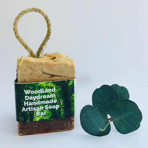 Soap on a rope - Woodland Daydream