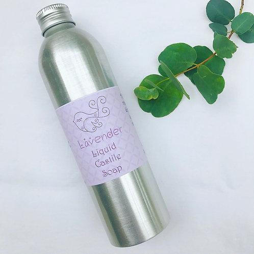 Liquid Castile Soap - Lavender