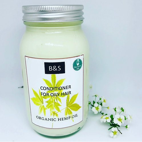 Conditioner for Oily Hair