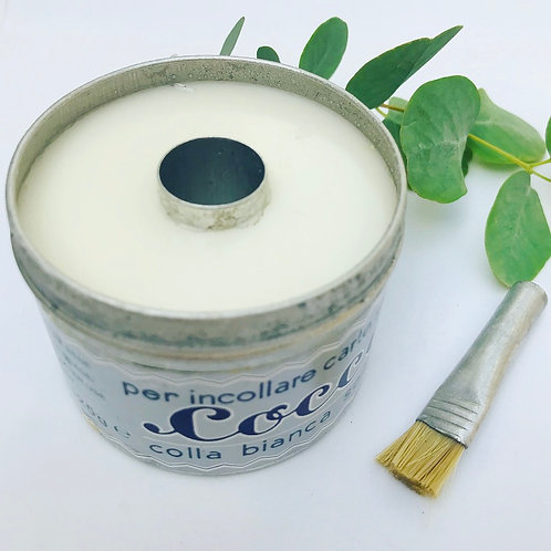 Natural Plastic Free Glue