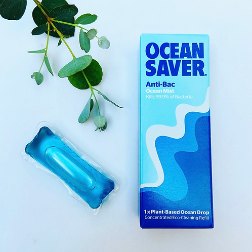 OceanSaver Anti Bacterial Cleaner Refill