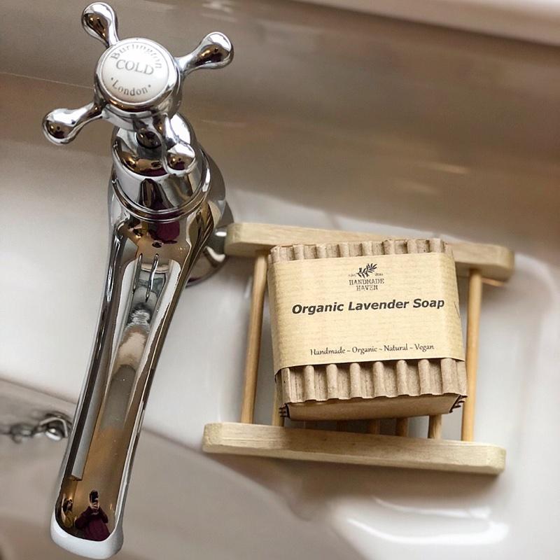 Organic Lavender Soap Bar