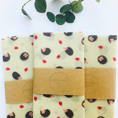 Individual Beeswax Wrap