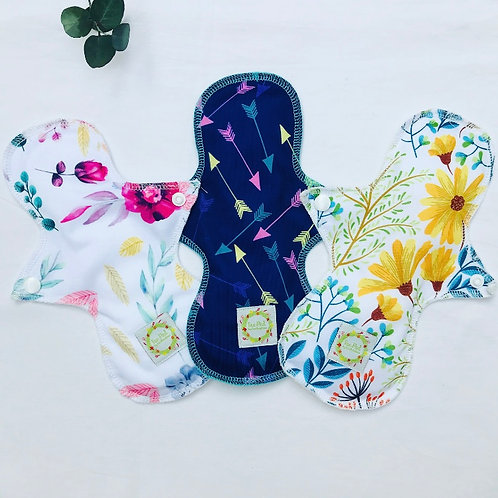 Cloth Sanitary Pads - Medium