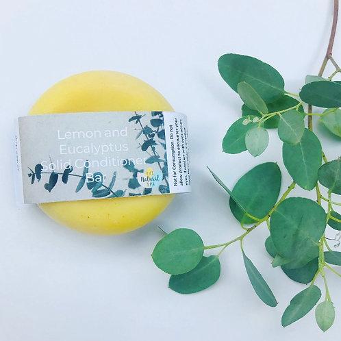 Conditioner Bar - Eucalyptus and Lemon