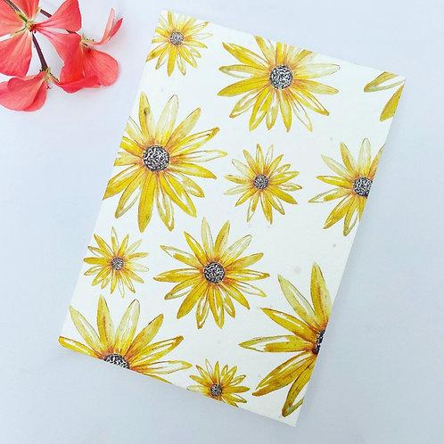 Plantable Seed Card - Rudbeckia Flowers