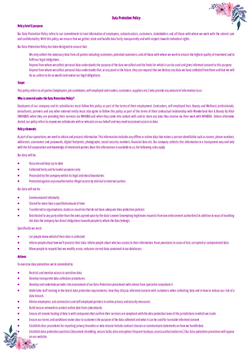 DATA PROTECTION POLICY (IMAGE 1)